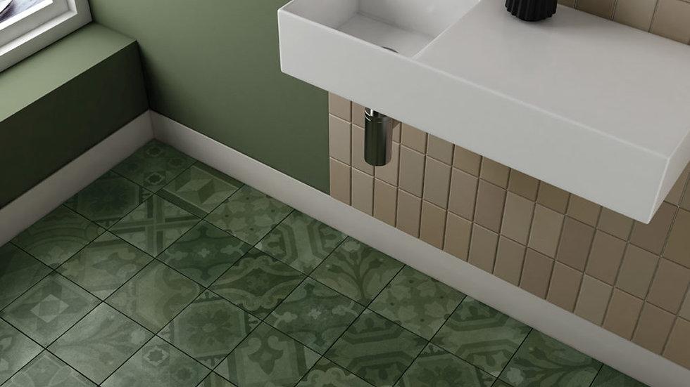 Antiqva Encants Green 20x20