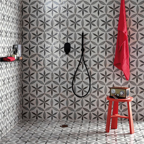 Firenze Deco Fiore Hexagon Gloss