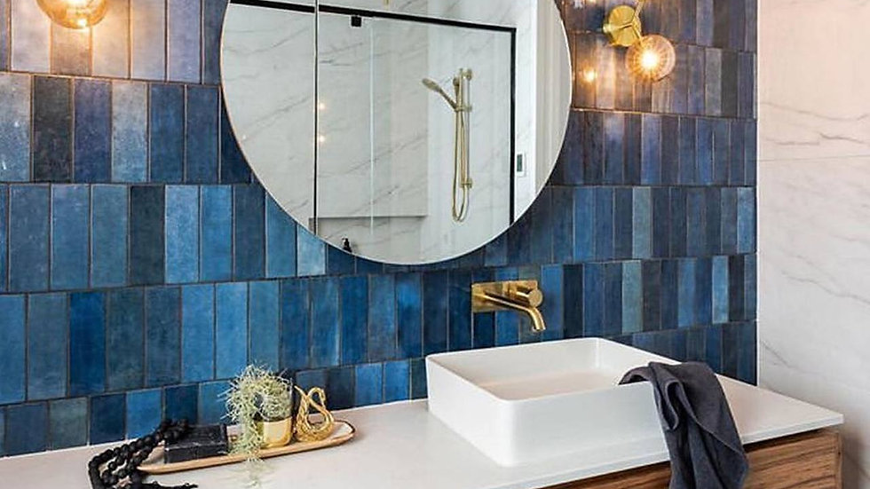 Artisan Colonial Blue Gloss 6.5x20