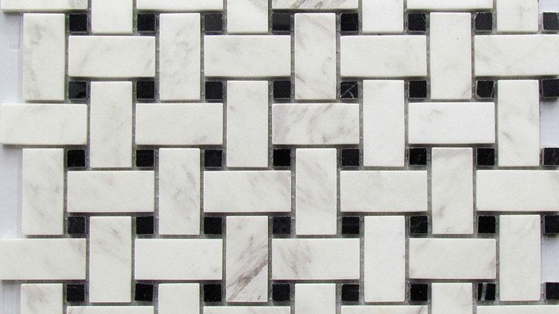 Carrara Pol Blk 10mm Insert