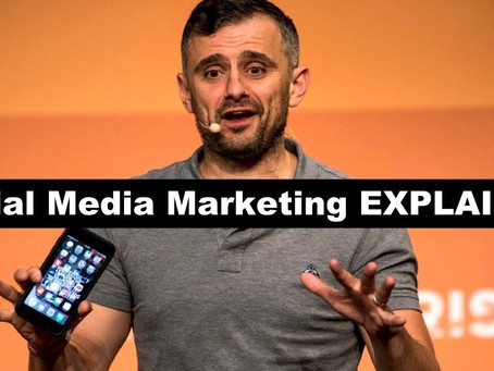 2019 Social Media Tips To Grow Your Business: What I learned from Gary Vee.
