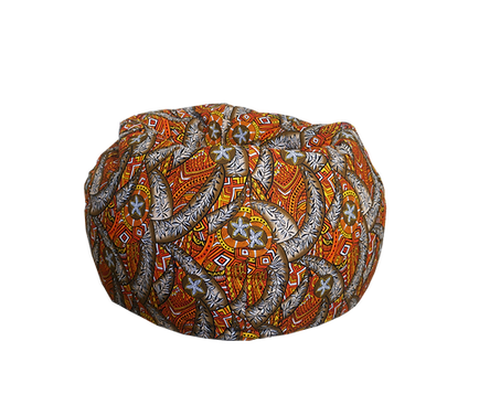 Bean Bag Tropical Orange
