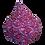 Thumbnail: Bean Bag Tropical Pink
