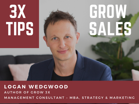 3X Tips: Grow Sales with Certainty