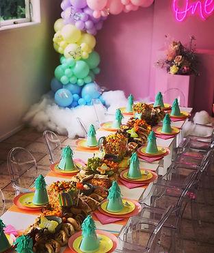 Children's Grazing Table