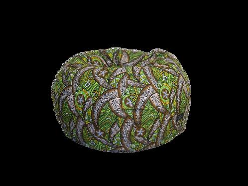 Bean Bag Tropical Green