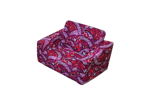 Kids Sofa -Tropical Pink (Special Edition)