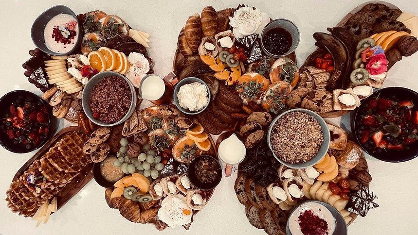 Breakfast Grazing Platter