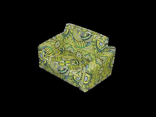 Kids Sofa - Lemon & Lime Pacific