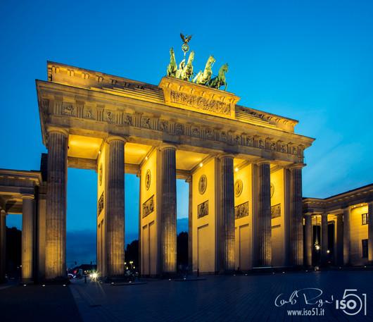 Brandenburg door