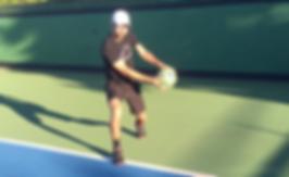 Tennis Footwork - Connecting Tennis