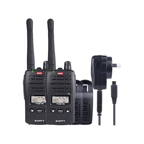 TX675TP HANDHELD UHF RADIOS
