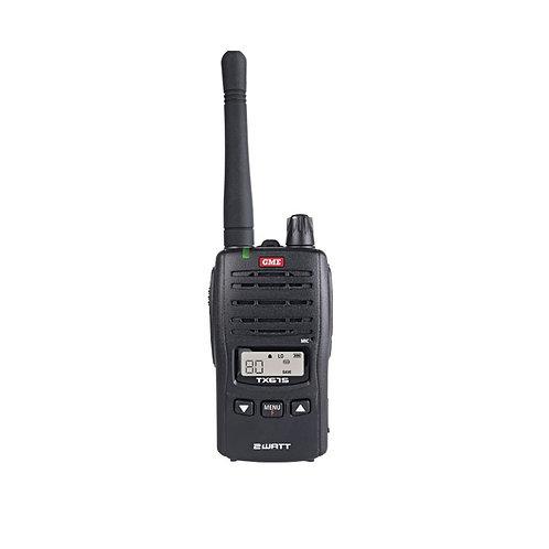 TX675 HANDHELD UHF RADIO