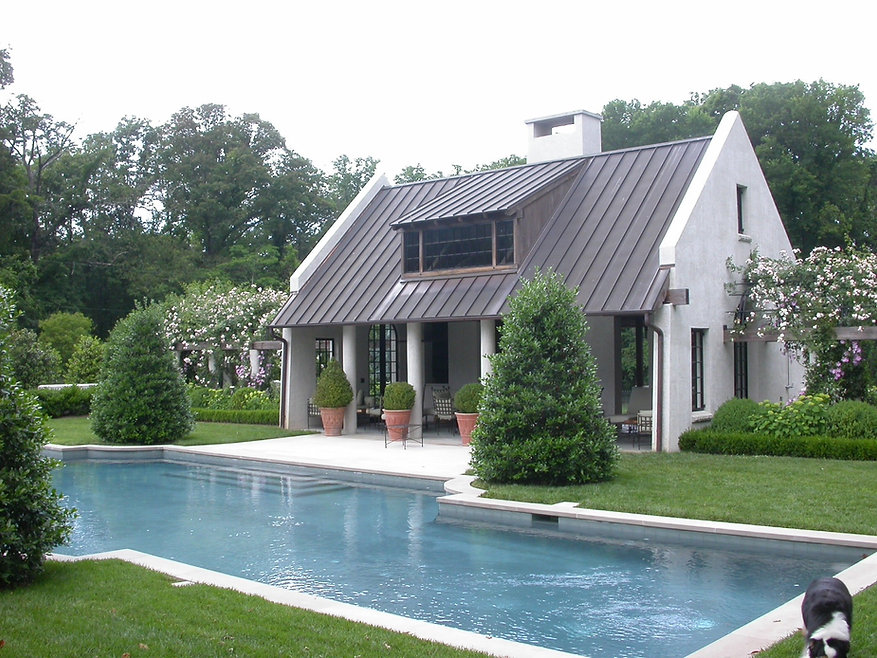 Schaad Poolhouse Knoxville, Tennessee