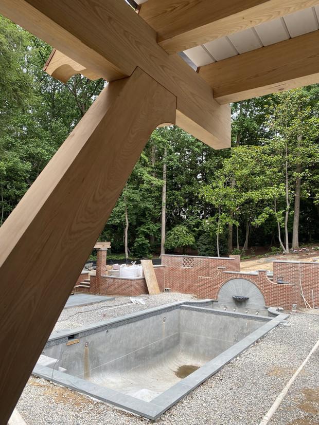 Brookhaven Estate in Progress
