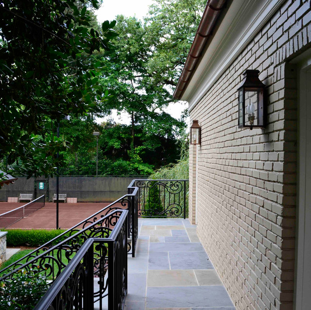 King Walker Entry Porch