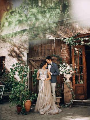 Свадьба Ромы и Алисы