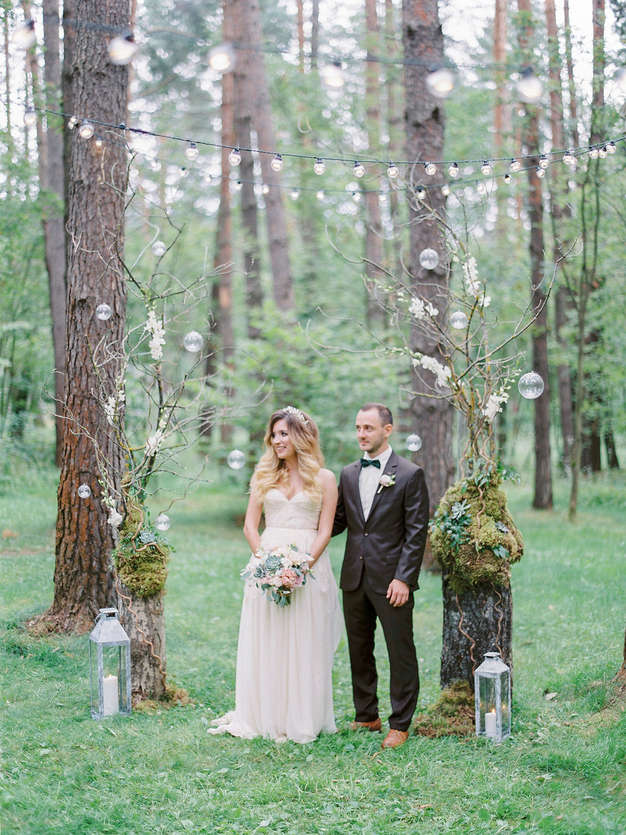 Свадьба Серёжи и Насти