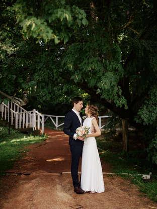 Свадьба Максима и Кати