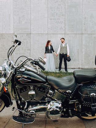 Свадьба Дениса и Вики