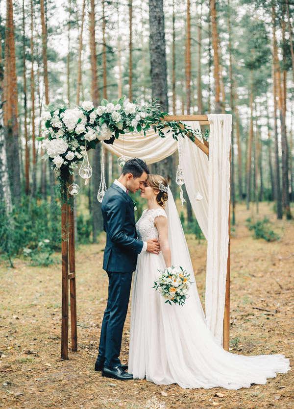 Свадьба Вити и Насти