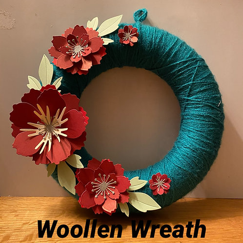 Woollen Wreath