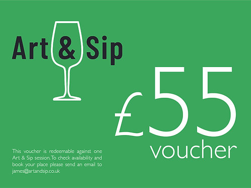 Acrylic Painting Voucher for Channels Estate