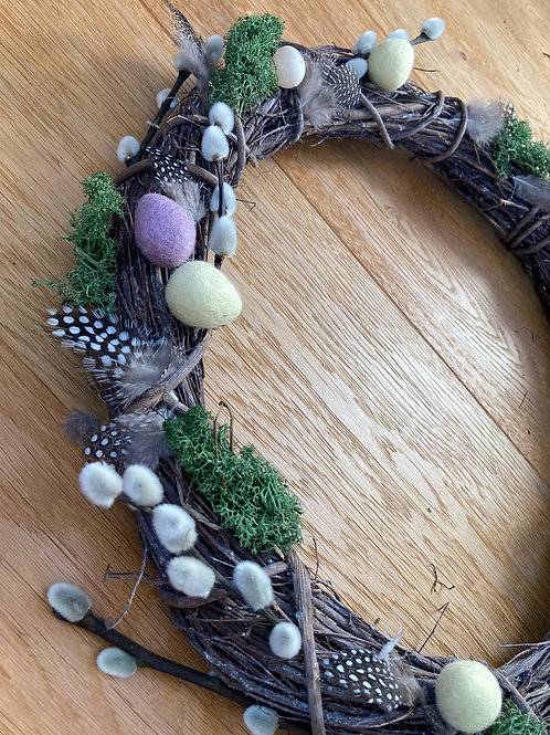 Spring Wreath/Table Decoration