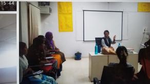 Self-Advocacy at the ICT Center, Mahbubnagar, Telangana, India: