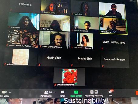 Day 1: NY/NJ Climate Education Youth Summit