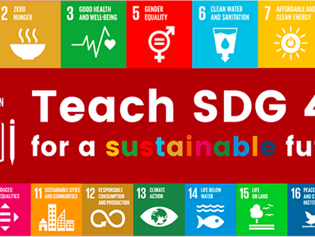 Review of Sustainable Development Goal (SDG) 4.7, Across Curriculum Spaces