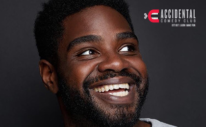 Accidental Comedy Fest 2017:  Ron Funches