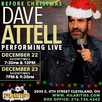 Dave Attell at Hilarities   12/22/17