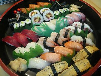 握り寿司メニュー