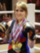 Ксения Коточигова французский бокс сават
