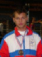 Александр Рябов французский бокс сават