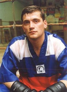 Коба Горделадзе французский бокс сават