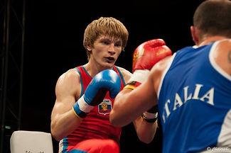 Андрей Студеников сават бокс