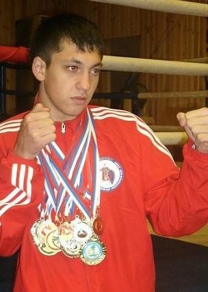Руслан Абдинов сават бокс