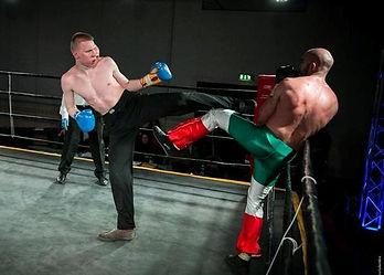 Николай Яранцев французский бокс сават