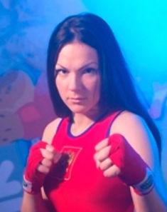 Наталья Рагулина французский бокс сават