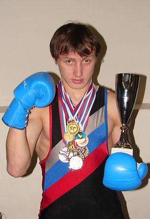 Сергей Егоров сават бокс