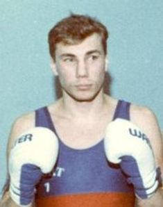Александр Ивлев французский бокс сават