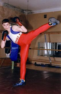 Василий Леонтьев французский бокс сават