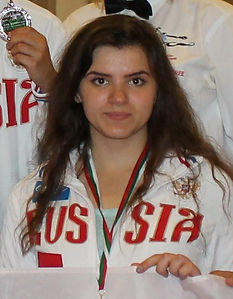 Дарья Литвяк французский бокс сават