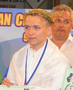 Илья Шванев французский бокс сават
