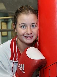 Элина Гисмеева французский бокс сават