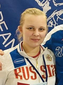 Елена Игнатьева французский бокс сават