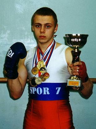 Олег Шерстнёв сават бокс