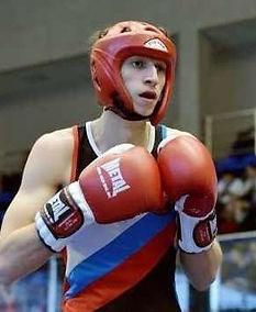 Геннадий Евдокимов французский бокс сават